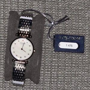 LaGrande Classique de Longines Diamond Watch